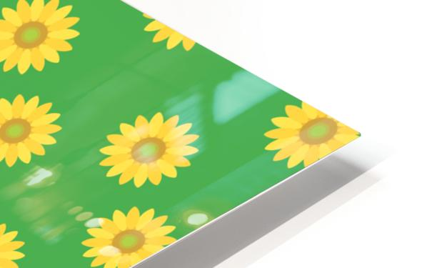 Sunflower (38)_1559876251.973 HD Sublimation Metal print