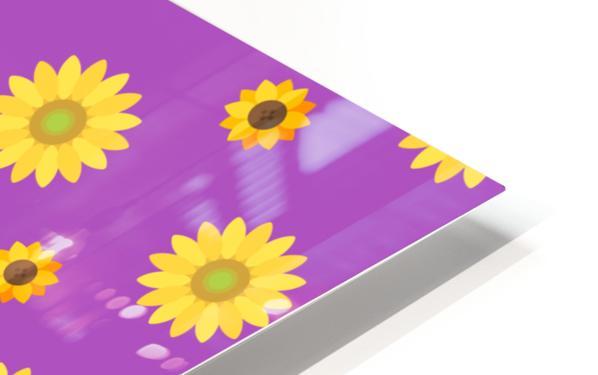 Sunflower (7)_1559876456.8279 HD Sublimation Metal print