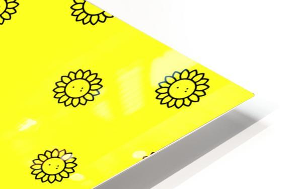 Sunflower (25)_1559876667.9626 HD Sublimation Metal print