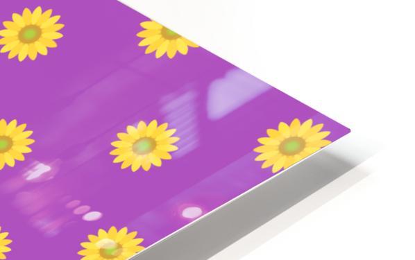 Sunflower (34)_1559876649.9597 HD Sublimation Metal print