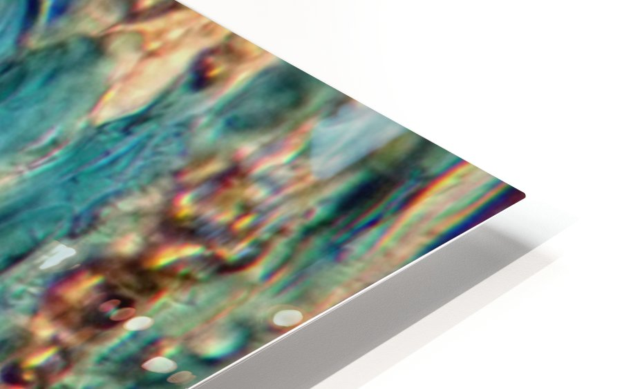 Primordial Sea HD Sublimation Metal print