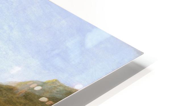 Cader Idris HD Sublimation Metal print