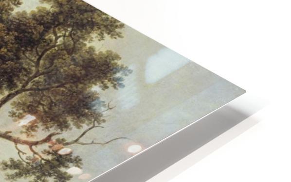 Hadrain's Villa HD Sublimation Metal print