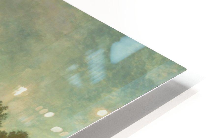 View near Wynnstay HD Sublimation Metal print