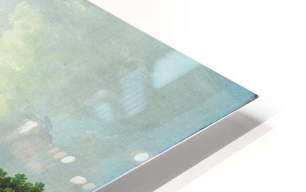 Distant View of Maecenas HD Sublimation Metal print