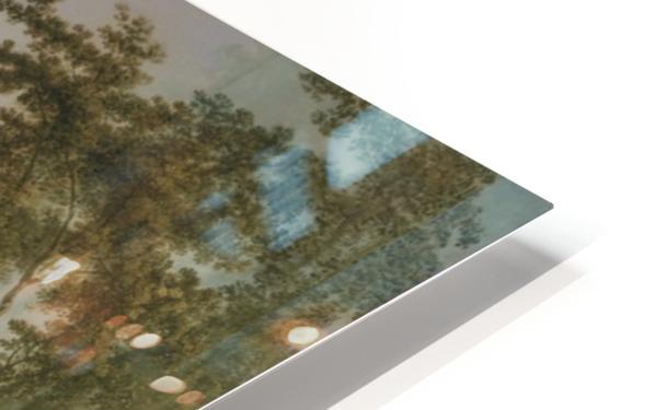 Welsh Landscapes HD Sublimation Metal print