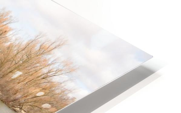 Glen HD Sublimation Metal print