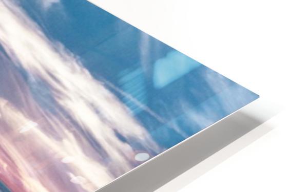 Rock balancing  HD Sublimation Metal print