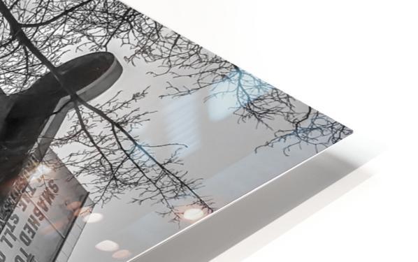 Vienna - Aquarium HD Sublimation Metal print