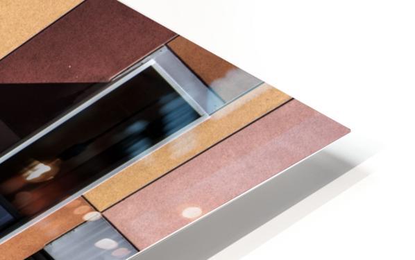 architectural design architecture building colors HD Sublimation Metal print