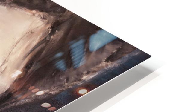 Aretha Impression de sublimation métal HD