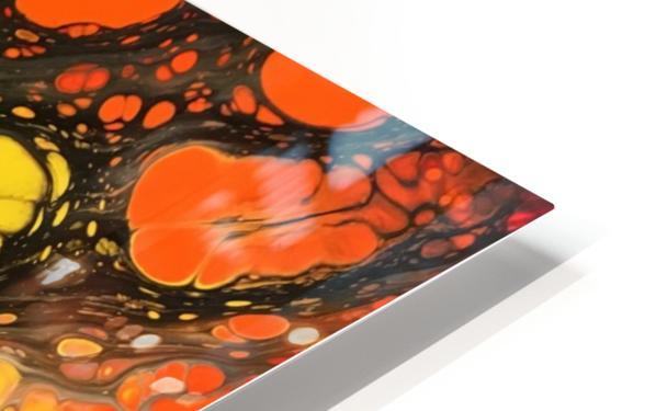 Retrospective  HD Sublimation Metal print