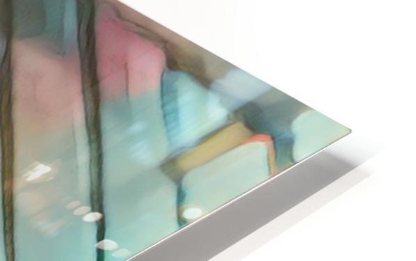calla HD Sublimation Metal print