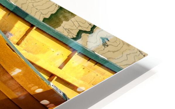 Goldie HD Sublimation Metal print