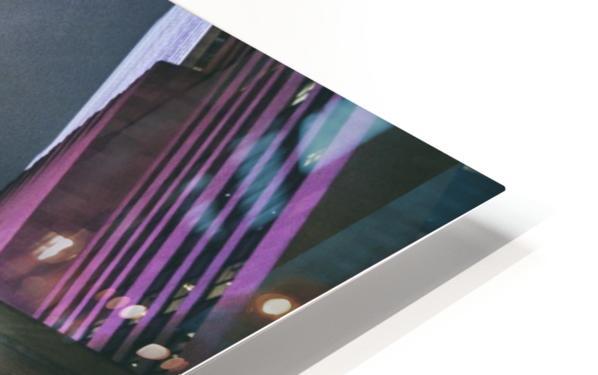 Radio City HD Sublimation Metal print
