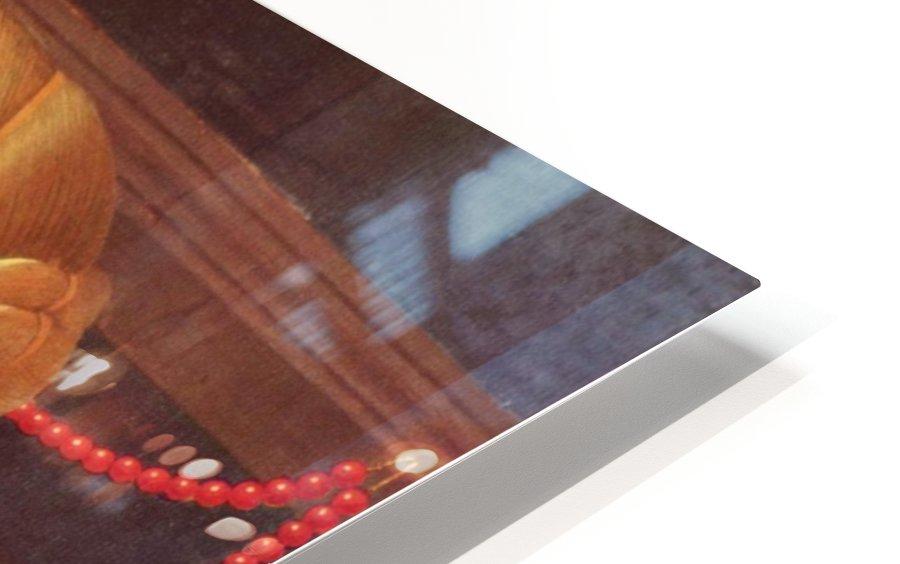 Portrait of Giovana HD Sublimation Metal print
