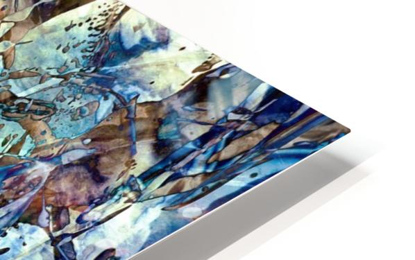 The Sea HD Sublimation Metal print