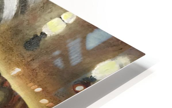 A wine Tasting  HD Sublimation Metal print