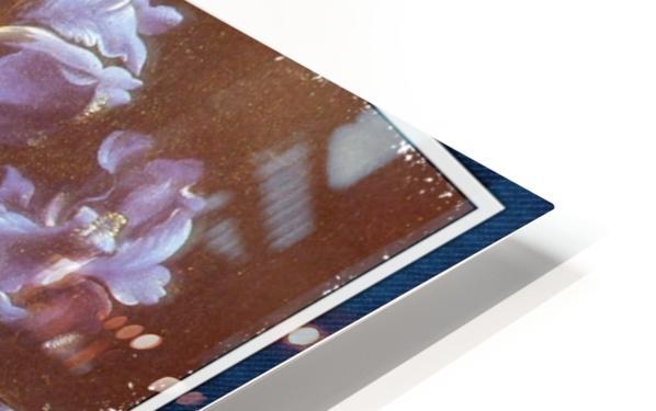 . Floral Explosion   9 HD Sublimation Metal print