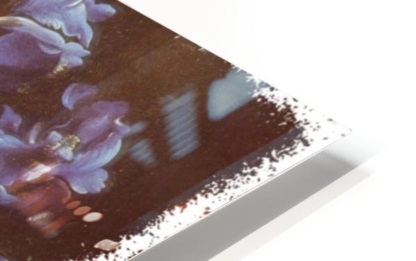 Floral Explosion  HD Sublimation Metal print