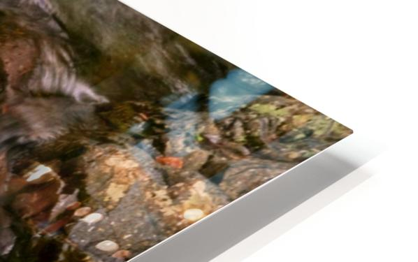 Waterfall HD Sublimation Metal print