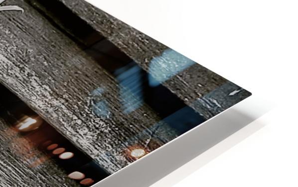 Garden tool vines HD Sublimation Metal print