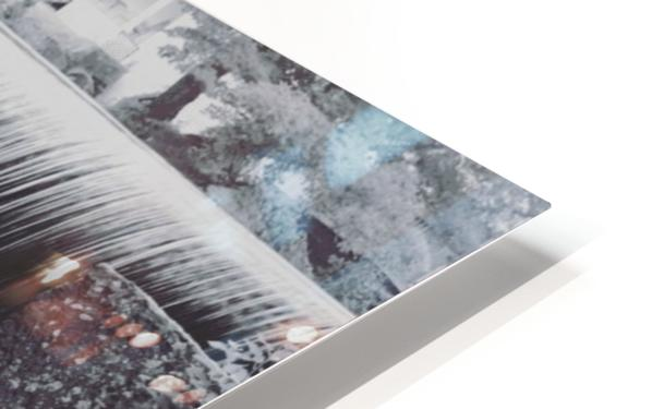 Hydrodam HD Sublimation Metal print
