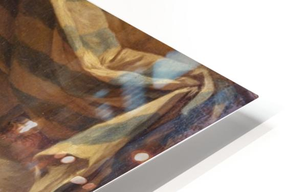The Calling of Saint Matthew HD Sublimation Metal print