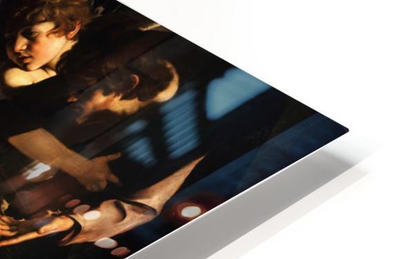The conversion of Saint Paul HD Sublimation Metal print
