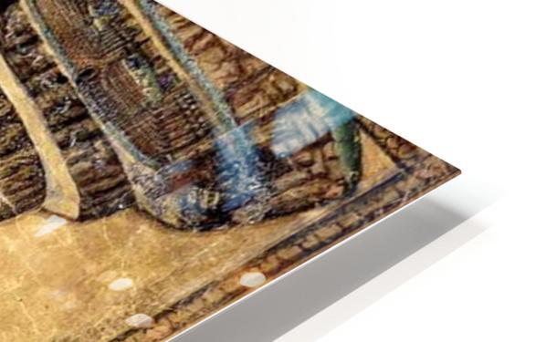 Map of The Inferno Impression de sublimation métal HD