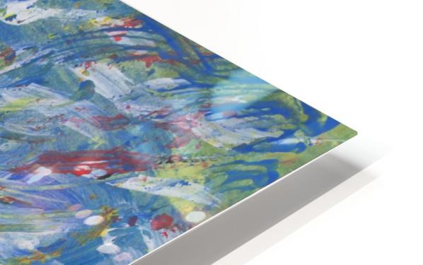 windy landscape HD Sublimation Metal print