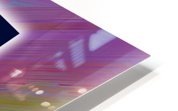 Beautiful illustration for interior decoration 5 HD Sublimation Metal print