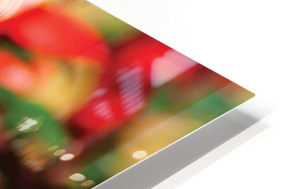 beyond visible HD Sublimation Metal print