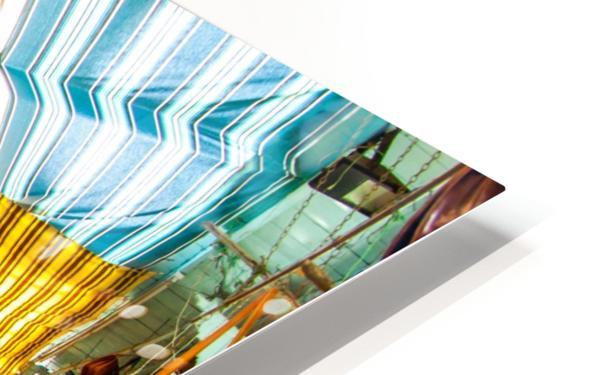 Souk Tunis Tunisie HD Sublimation Metal print