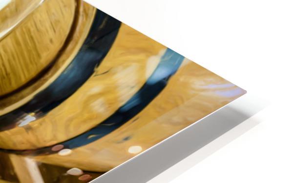 Wine Tasting HD Sublimation Metal print