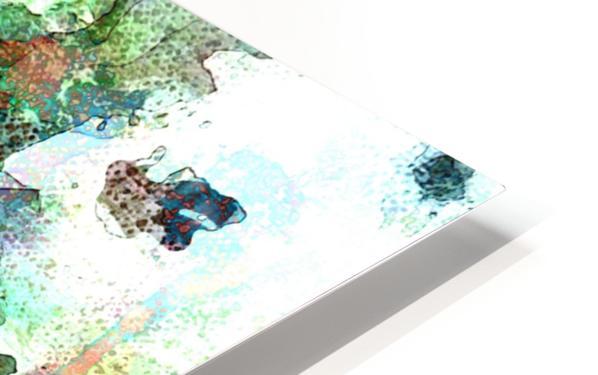 Poppies of Peace Impression de sublimation métal HD