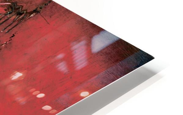 Massai Impression de sublimation métal HD