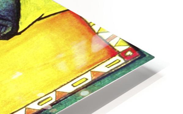 Tisserand Impression de sublimation métal HD