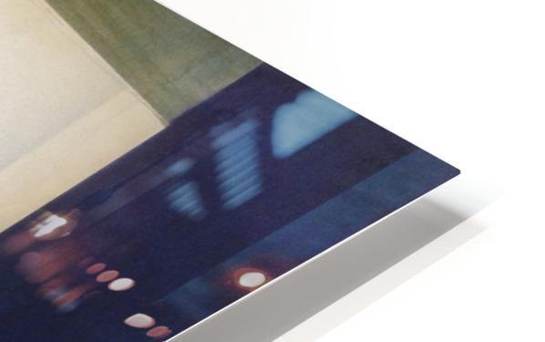 Blue duel Impression de sublimation métal HD