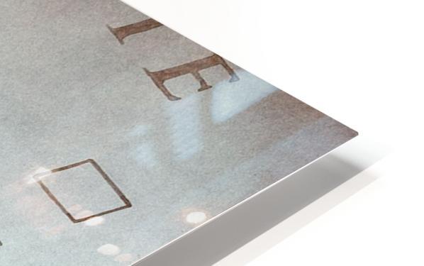 Vote HD Sublimation Metal print
