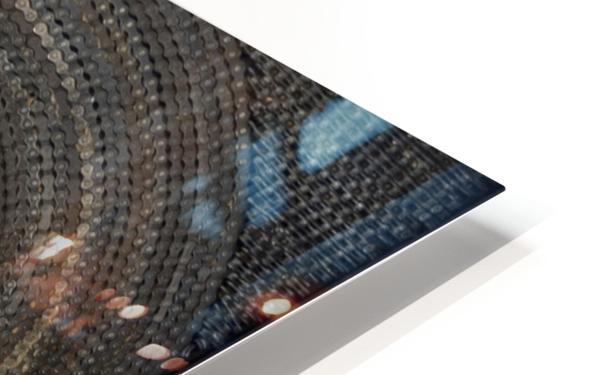 Cubic Africa 2 Impression de sublimation métal HD