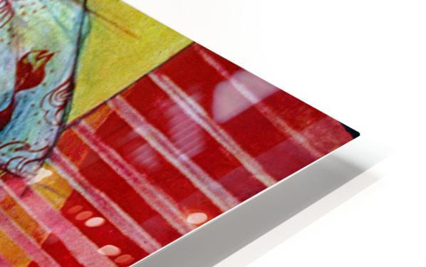 The wait HD Sublimation Metal print