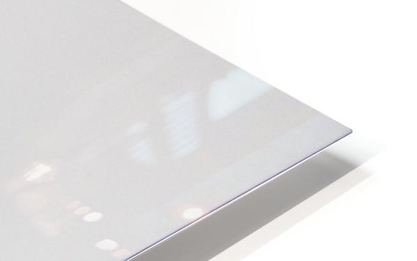 Mostly Bclk and white 4 Impression de sublimation métal HD