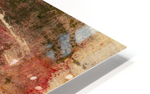 homme du sud HD Sublimation Metal print