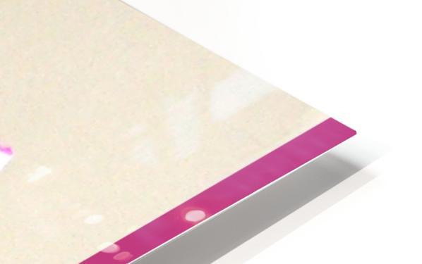 emerveillement1 HD Sublimation Metal print