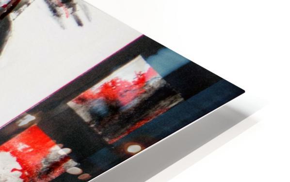 emerveillement4 HD Sublimation Metal print