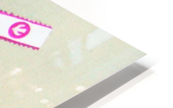 emerveillement5 HD Sublimation Metal print
