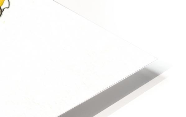 Kreol maghribia_4 Impression de sublimation métal HD