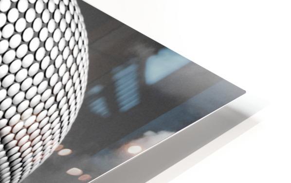 Selfridge Building Birmingham HD Sublimation Metal print