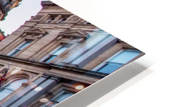 Liverpool street HD Sublimation Metal print